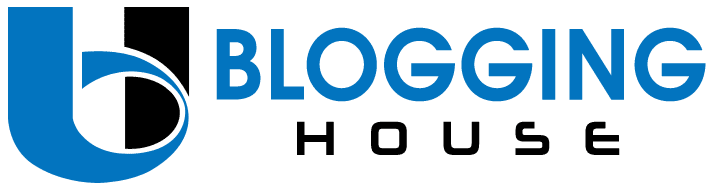 Blogging House Logo