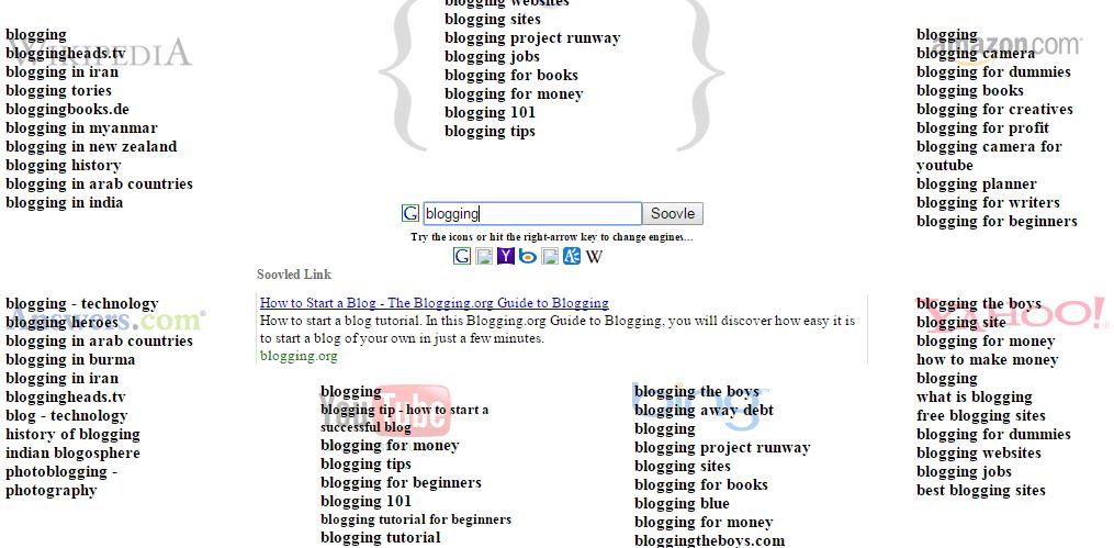 soovle-keyword-tool