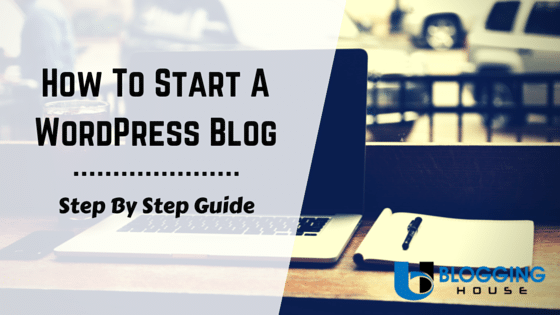 How to set up a WordPress blog in 5 minutes