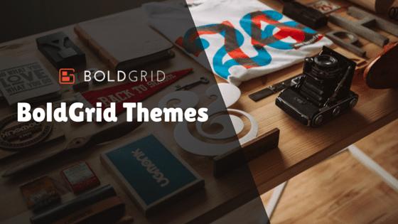 BoldGrid Themes