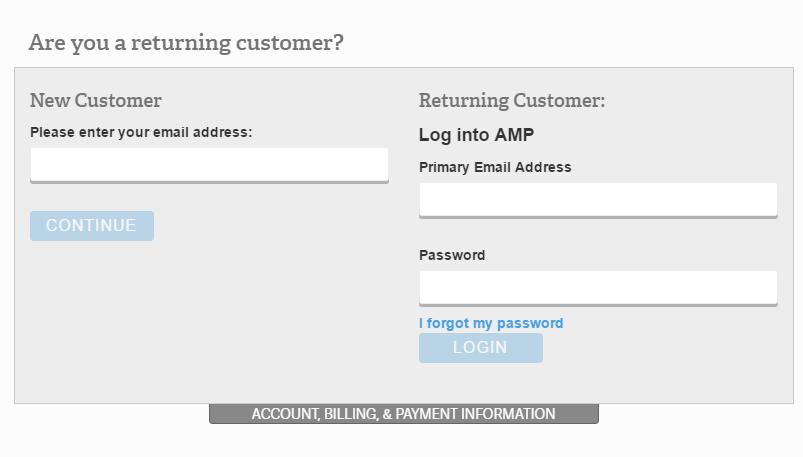 Entering Billing & Payment Information
