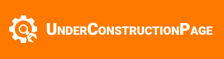 Under Construction Page - Plugin Logo