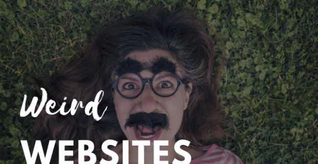 top weird websites